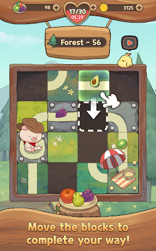 Piglet's Slidey Picnic 1.1.2 screenshots 17
