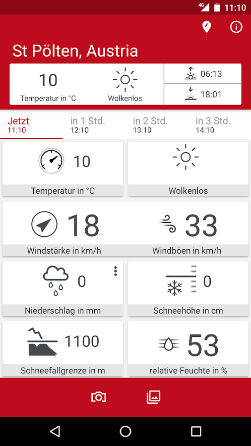 Retter Wetter- screenshot