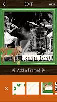 Screenshot of KC Irish Fest