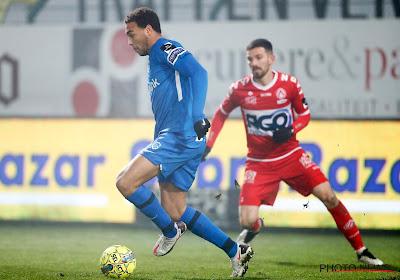 Behoudt verrassende leider KV Kortrijk het maximum van de punten of boekt KRC Genk haar eerste overwinning van het seizoen?