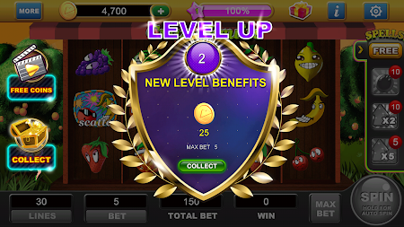 Free Coin Slots: Crazy Fruits 1.4 screenshot 77922