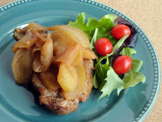 Norma's Pork Chops With Apples Recipe