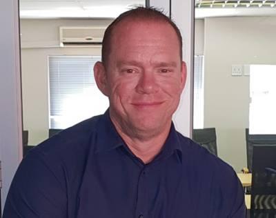 Wayne Olsen, security business unit manager at Datacentrix