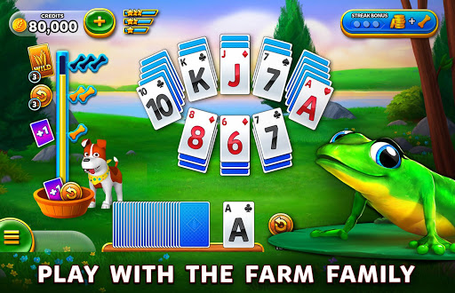 Solitaire - Grand Harvest - Tripeaks apkdebit screenshots 5