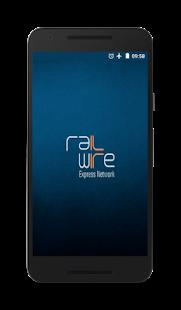 RailWire - náhled