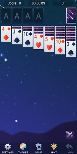Solitaire 1.0 screenshots 8