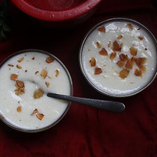 Rice Pudding Recipe(No butter,No Ghee,Easy,Quick Dessert).