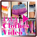 DIY Clothes Video icon