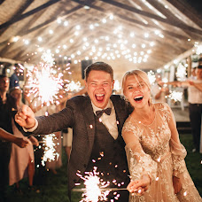 Wedding photographer Konstantin Gribov (kgribov). Photo of 18.09.2018