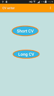 resume cv builder 2017 get dream job screenshot thumbnail