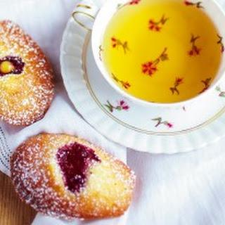 Madeleines À La Crème Au Citron