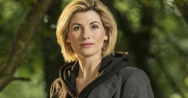 Jodie Whittaker is new Doctor Who