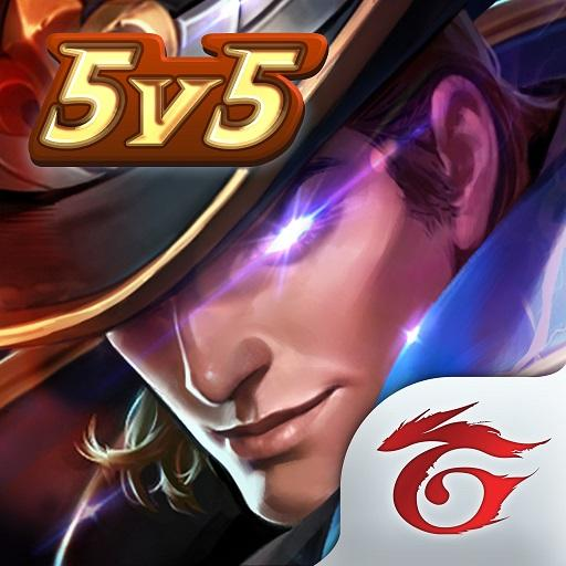 Garena RoV: Mobile MOBA game (apk) free download for Android/PC/Windows