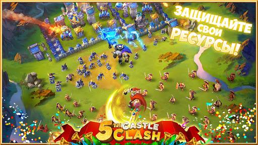 Castle Clash: War of Heroes RU 1.3.9 Screenshots 3