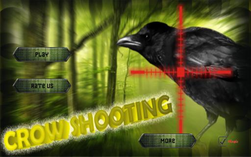 乌鸦狩猎3D