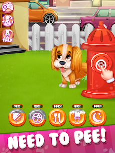Talking Puppy – My Virtual Pet 1.0.2 APK + MOD Download 2