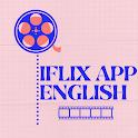 iflix app english icon