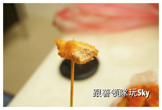 三重美食推薦-五華街巷弄的無名【雞排雞塊】