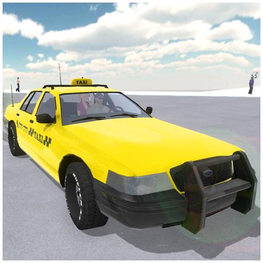 City Taxi Cab Driving Simulator (game)