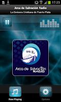 Screenshot of Arca de Salvación Radio