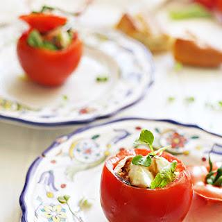 Stuffed Caprese Salad.