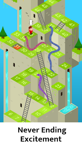 ud83dudc0d Snakes and Ladders - Free Board Games ud83cudfb2 2.1.1 screenshots 6