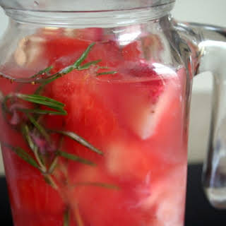 Strawberry Infused Water Recipes.