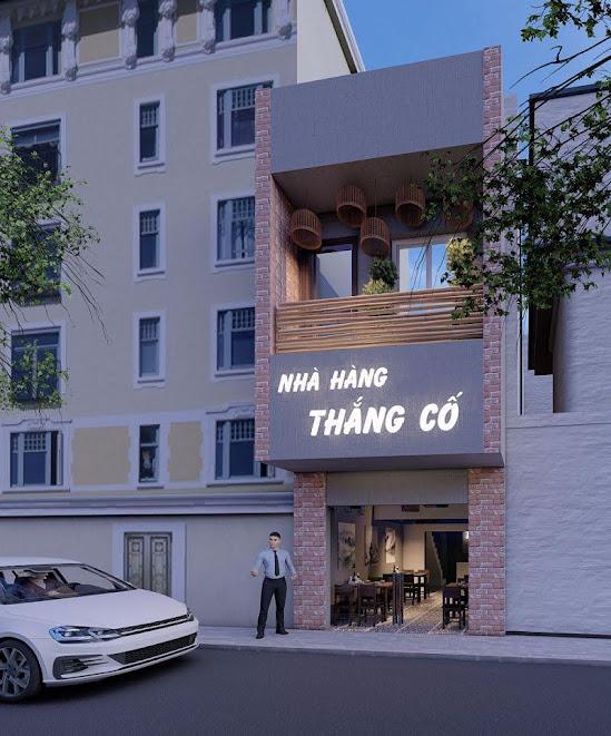 thiết kế nhà hàng thắng cố 1