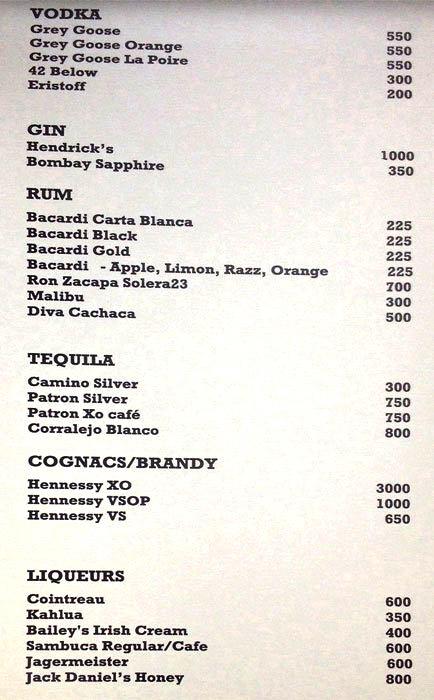 Olive Beach menu 18
