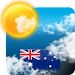 Weather for Australia icon