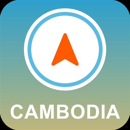 旅游のカンボジア オフラインGPS LOGO-記事Game