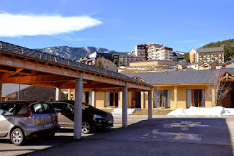 Photo: Parking résidence le Clos des Fontaneilles