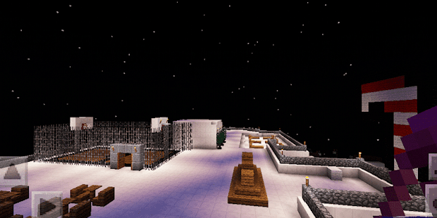 Christmas School. Map for MCPE - náhled