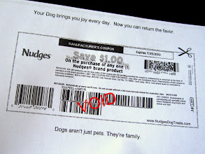 Photo: Everyone knows good products get better with a coupon! Print one out on Nudges' website