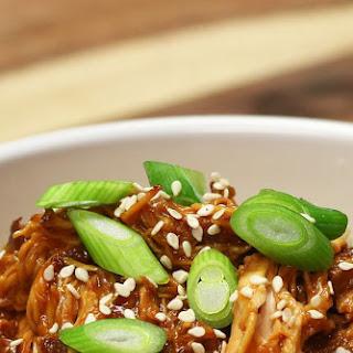 Slow Cooker Honey Teriyaki Chicken #Recipes