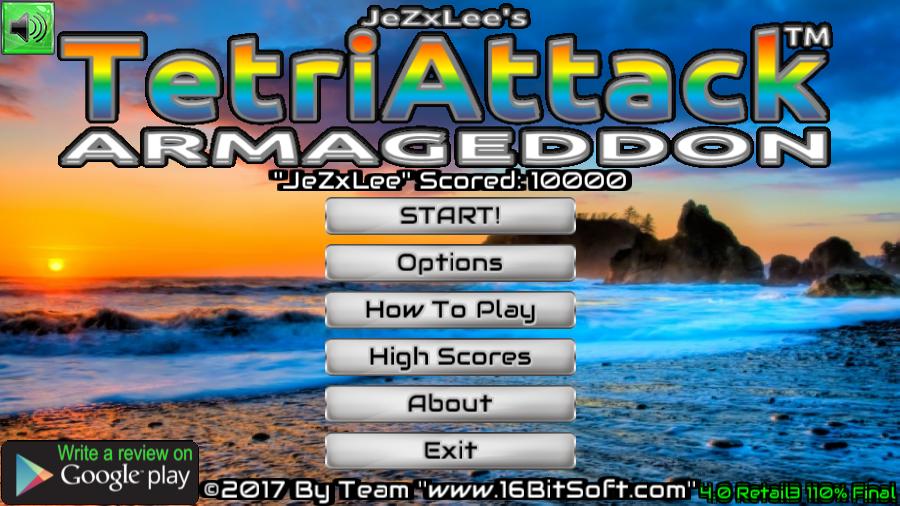 TetriAttack Armageddon™