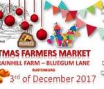 Rainhill Farmers Christmas Market : Rainhill Market