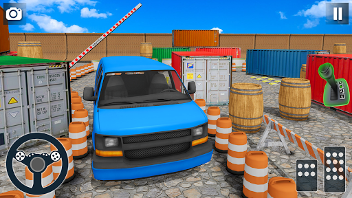 New Truck Parking 2020: Hard Truck Parking Games apkmr screenshots 4
