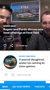 Lions XTRA- screenshot thumbnail