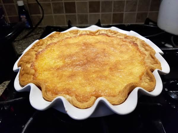 Grandma Katherine's Buttermilk Pie Recipe