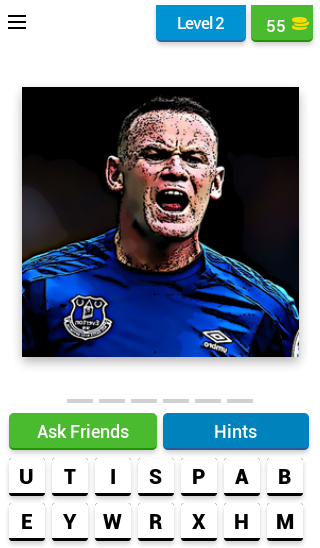 Guess The Football Player - #1 Sport Quiz ⚽ Android 3