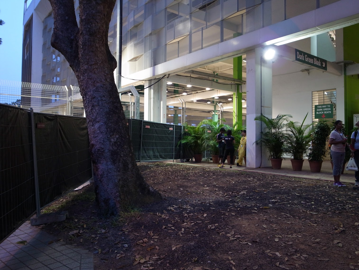 Marina Bay Street Circuit T19