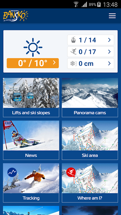 Bansko Ski- screenshot