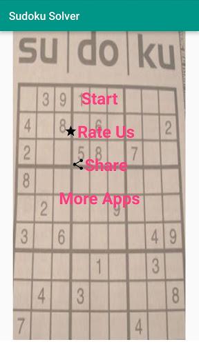 Sudoku Solver for PC