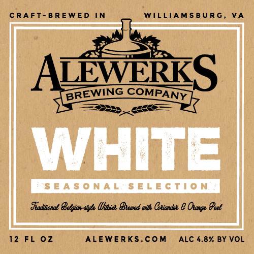 Logo of Alewerks White Ale