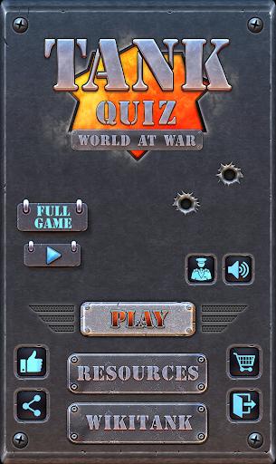 Tank Quiz  screenshots 1
