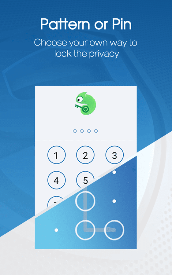 LOCX Applock Lock Apps & Photo- screenshot