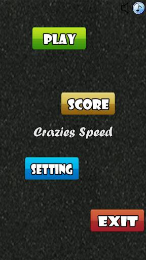 CRAZIES SPEED
