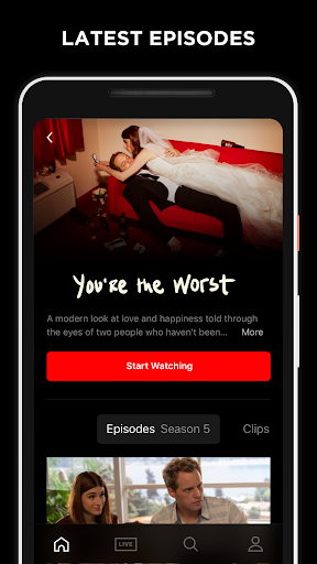FXNOW: Movies, Shows & Live TV 3.13.5 screenshots 2