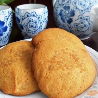Traditional German Honey Cookies.